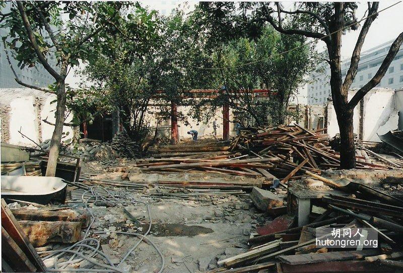 学院39号被拆毁中