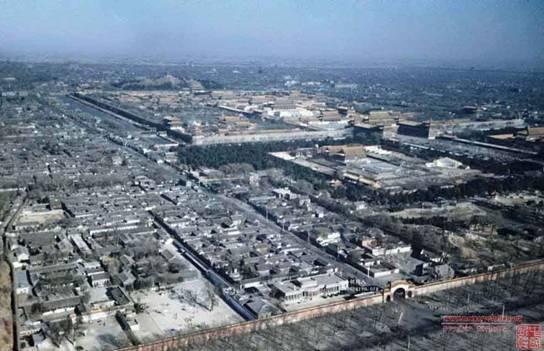 1946的北京老城